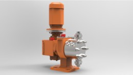 <p>Hydraulisk processmembrandoserpump Orlita<sup>®</sup> Evolution API 674</p>